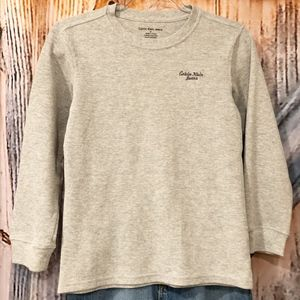 🆕 CALVIN KLEIN JEANS CREWNECK THERMAL SHIRT